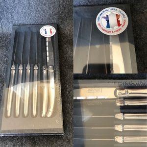 Laguiole 6-Pc Steak Knife Set